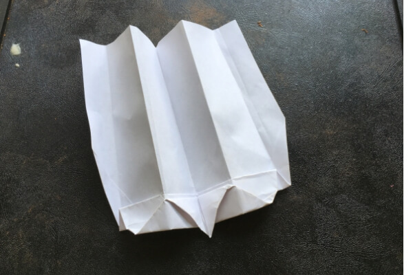 The Mouse: A Acrobatic Glider Paper Airplane.