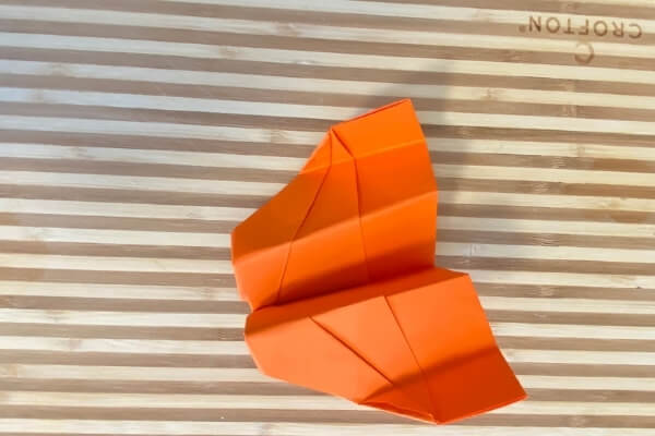 The Fox: A Fun Acrobatic Paper Airplane